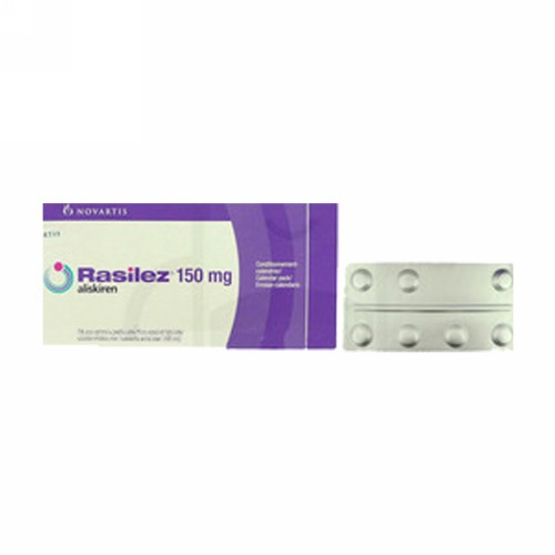 RASILEZ 150 MG BOX 56 TABLET
