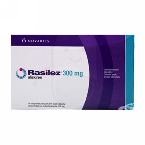 RASILEZ 300 MG TABLET BOX