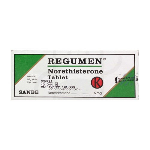 REGUMEN 5 MG TABLET