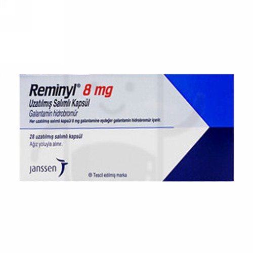 REMINYL 8 MG TABLET