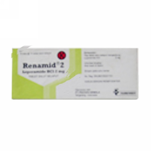 RENAMID 2 MG BOX 100 TABLET