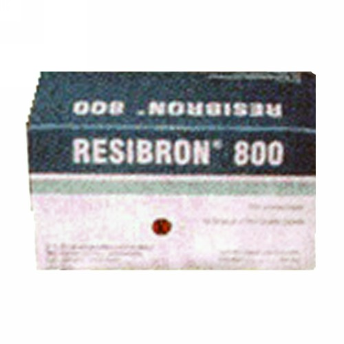 RESIBRON 800 MG KAPLET STRIP