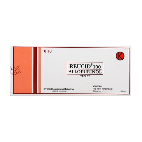 REUCID 100 MG STRIP 10 TABLET