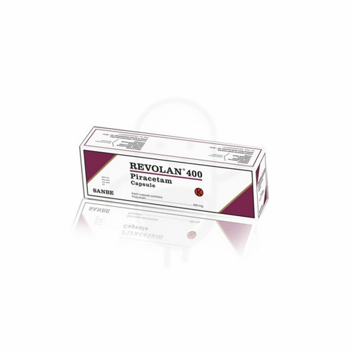 REVOLAN 400 MG KAPSUL BOX