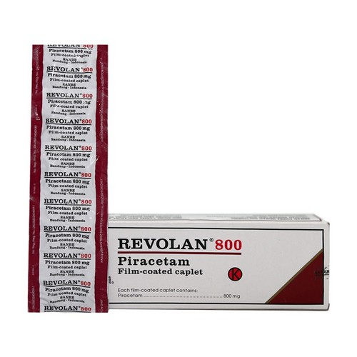 REVOLAN 800 MG KAPLET BOX