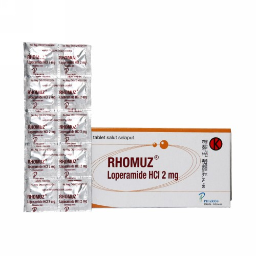 RHOMUZ 2 MG BLISTER 10 TABLET