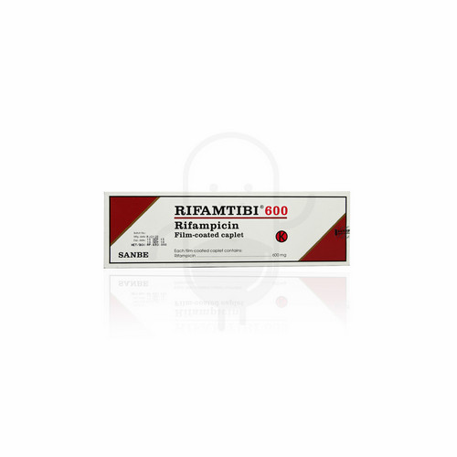 RIFAMTIBI 600 MG KAPLET STRIP