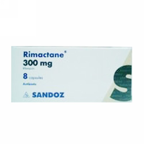 RIMACTANE 300 MG TABLET