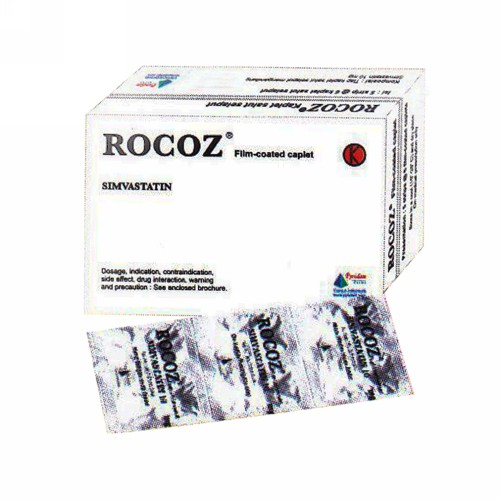 ROCOZ 10 MG KAPLET STRIP