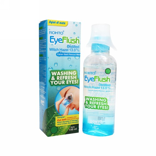 ROHTO EYE FLUSH 150 ML