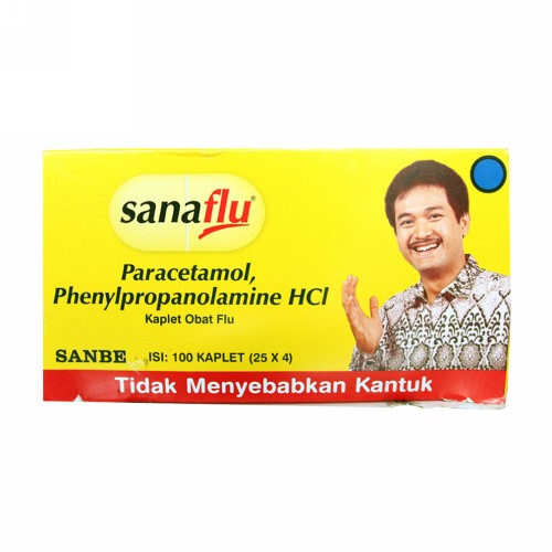 SANAFLU PLUS KAPLET BOX