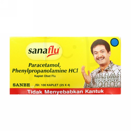 SANAFLU PLUS KAPLET STRIP