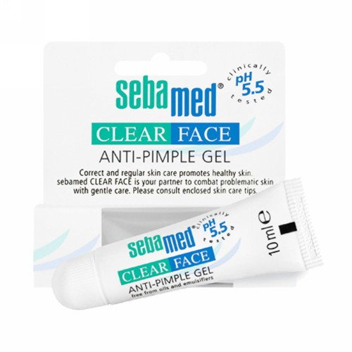SEBAMED CLEAR FACE ANTI PIMPLE GEL 10 ML
