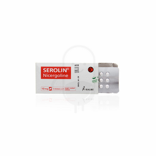 SEROLIN 10 MG TABLET