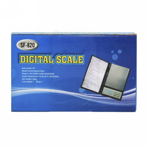 SF 820 DIGITAL SCALE 2 KG