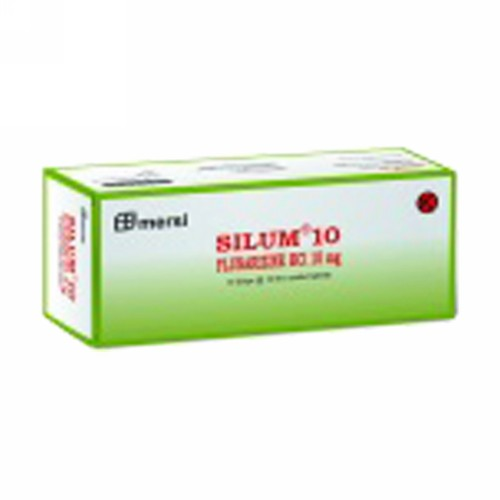 SILUM 10 MG BOX 100 TABLET
