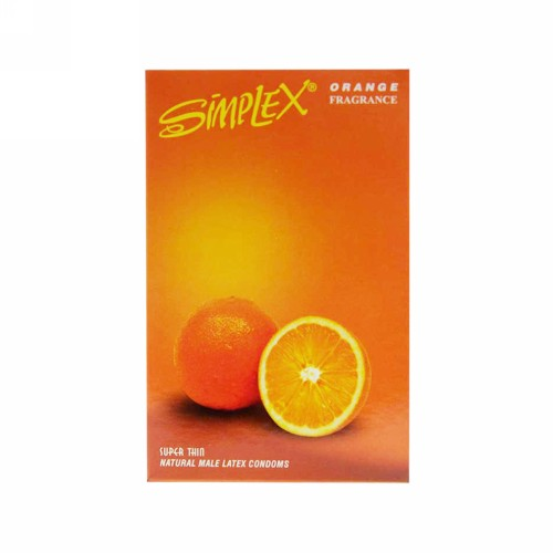 SIMPLEX KONDOM FRUITY BOX 3 PCS