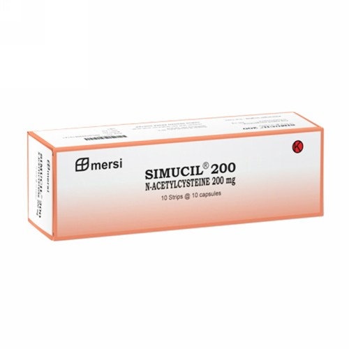 SIMUCIL 200 MG KAPSUL STRIP