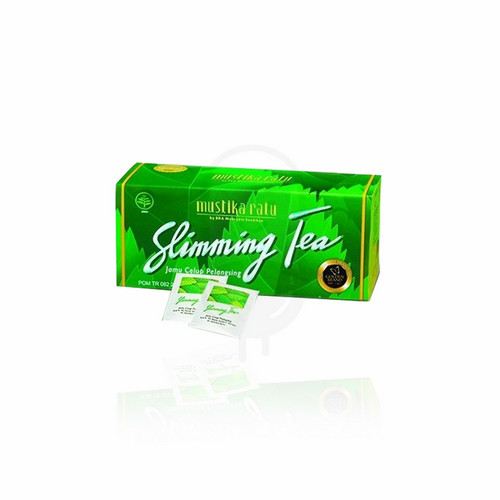 MUSTIKA RATU SLIMMING TEA BOX 30 PCS