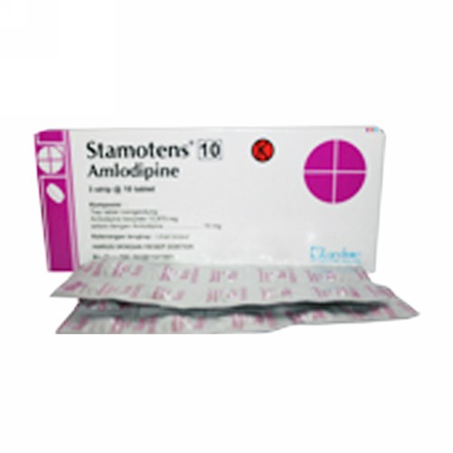 STAMOTENS 10 MG BOX 30 TABLET
