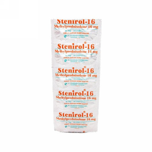 STENIROL 16 MG TABLET