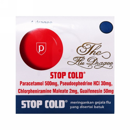 STOP COLD BOX 60 TABLET