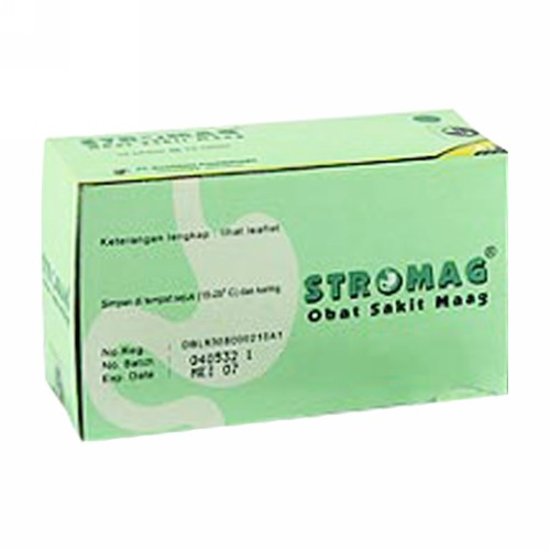 STROMAG STRIP 10 TABLET
