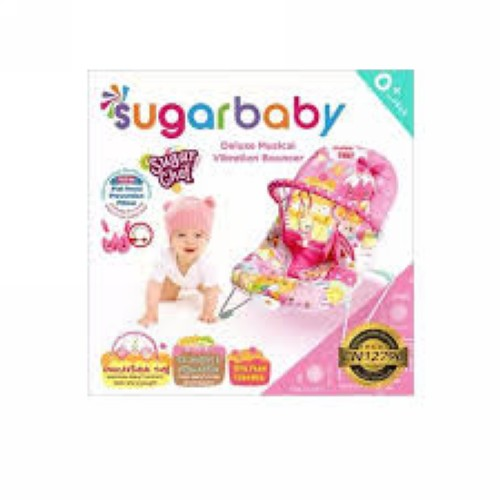 SUGAR BABY SUGAR CHEF MUSICAL VIBRATION BOUNCER