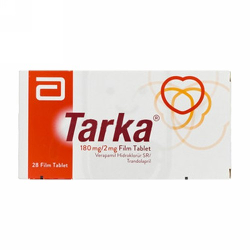TARKA STRIP 14 TABLET