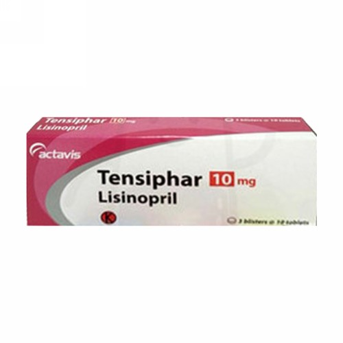 TENSIPHAR 10 MG BOX 30 TABLET
