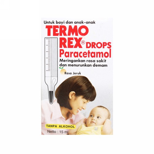 TERMOREX BABY DROPS 15 ML