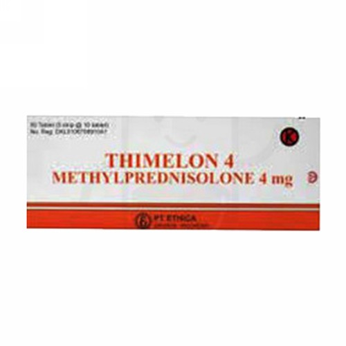 THIMELON 4 MG TABLET