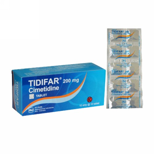 TIDIFAR 200 MG TABLET