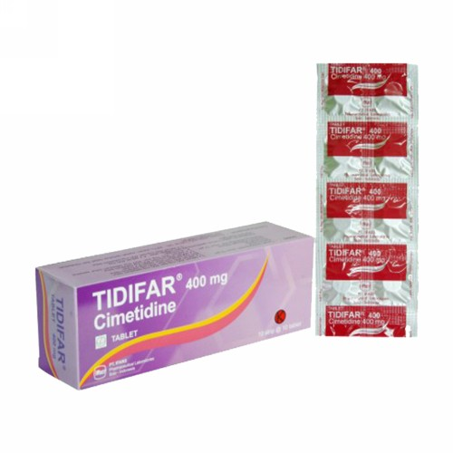 TIDIFAR 400 MG TABLET