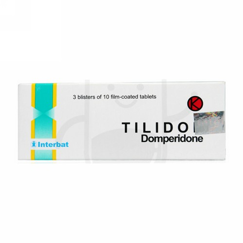 TILIDON 10 MG BOX 30 TABLET