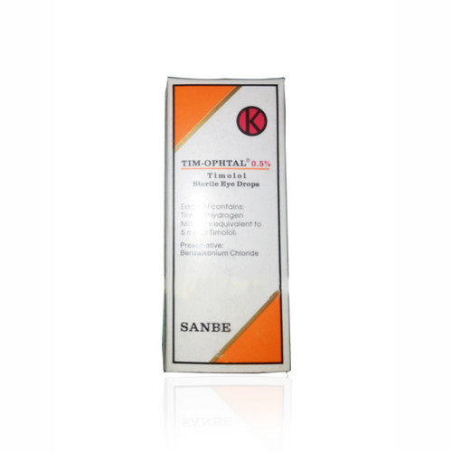 TIM OPHTAL 0.25% TETES MATA 5 ML
