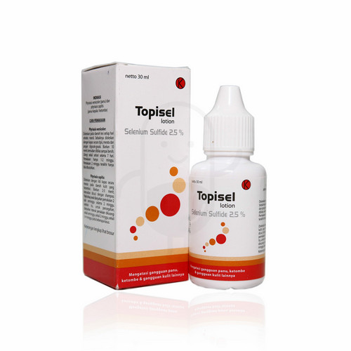 TOPISEL LARUTAN 30 ML