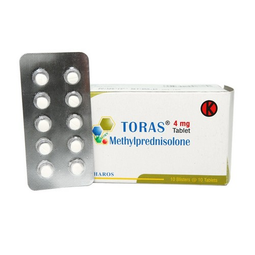 TORAS 4 MG TABLET