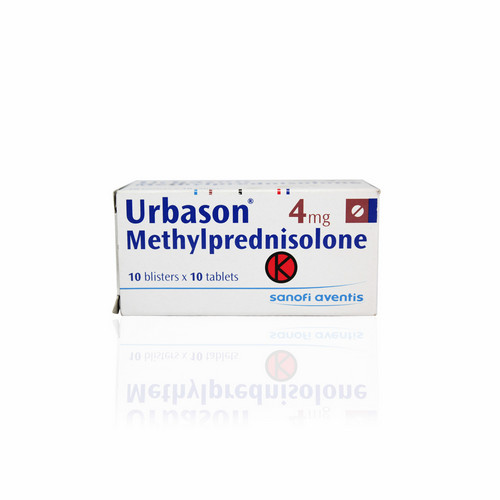 URBASON TABLET 4 MG TABLET BOX