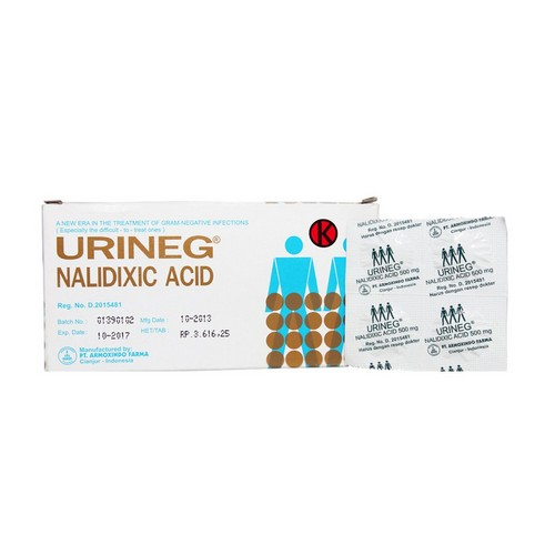 URINEG 500 MG TABLET