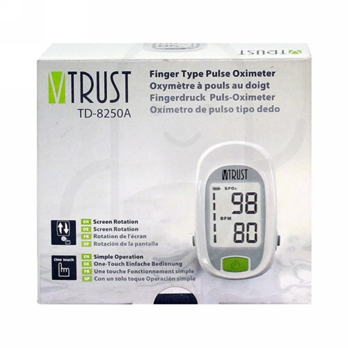 V-TRUST OXYMETER TD-8250A PULSE