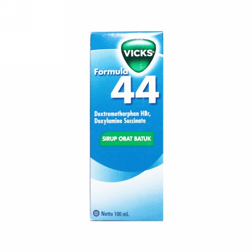 VICKS FORMULA 44 SIRUP 100 ML
