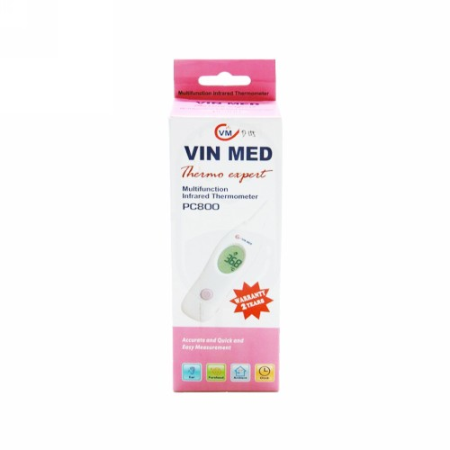 VINMED THERMOMETER INFRARED 4 IN 1