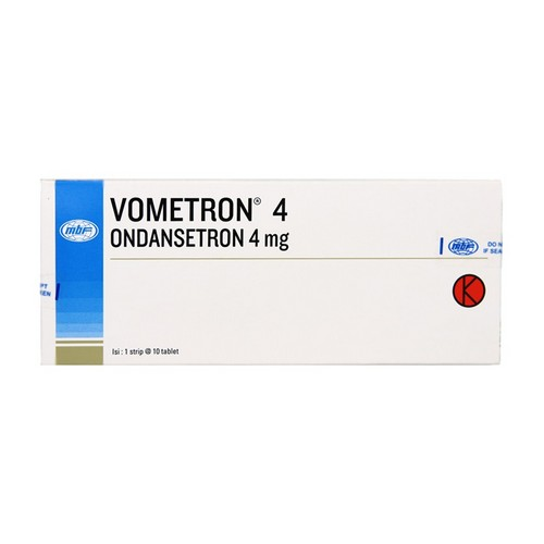 VOMETRON 4 MG TABLET