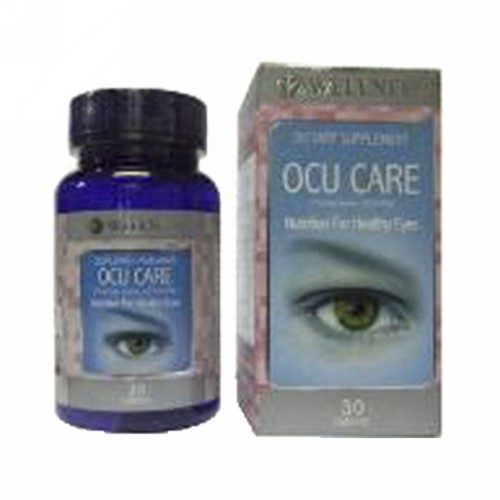 WELLNESS OCU CARE BOX 30 TABLET
