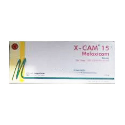 X CAM 15 MG TABLET