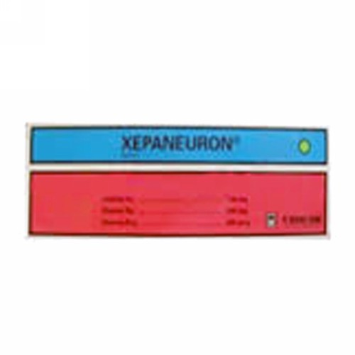 XEPANEURON STRIP 10 KAPLET