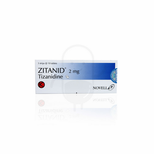 ZITANID BOX 30 TABLET