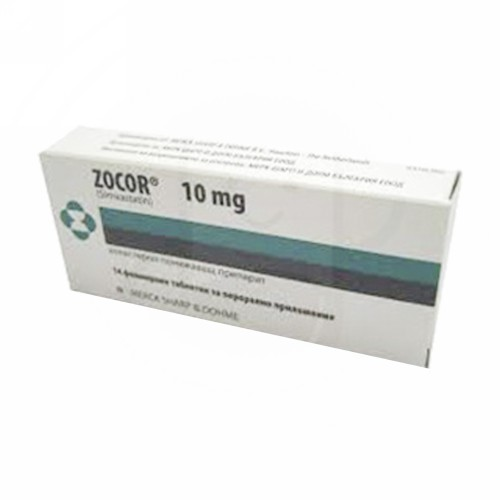ZOCOR 10 MG BOX 30 TABLET