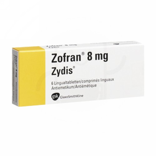 ZOFRAN 8 MG TABLET STRIP